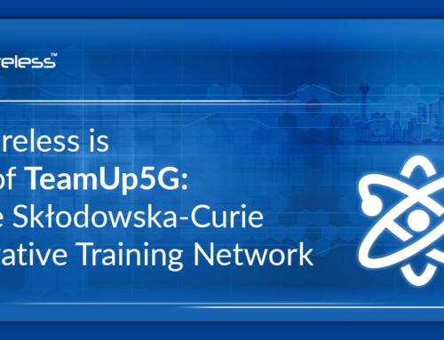 TeamUp5G  has been selected for funding!