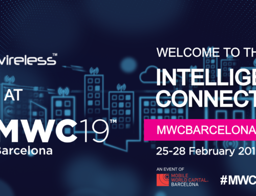 Meet IS-Wireless at Mobile World Congress 2019 in Barcelona!