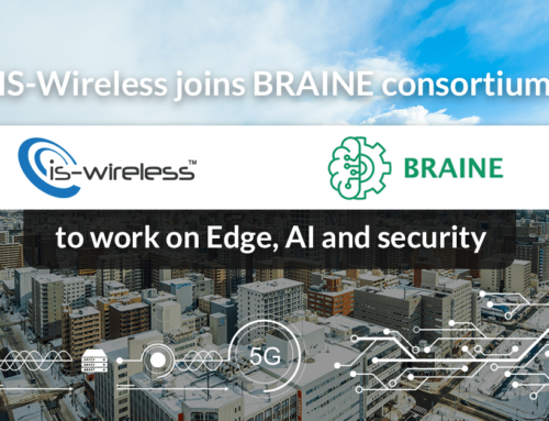 IS-Wireless joins Braine consortium to work on Edge, AI and security