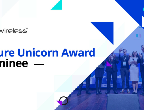 IS-Wireless nominated for the Future Unicorn Award