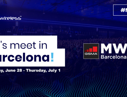 IS-Wirless at MWC Barcelona