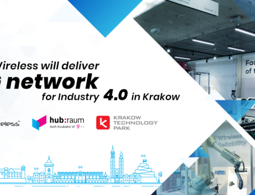 IS-Wireless will deliver 5G network for Industry 4.0 in Krakow